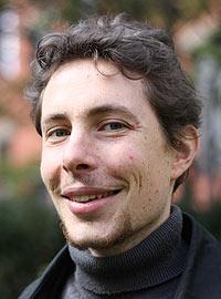 Damien Démoulin, doctorant - PhD student Crédits : ESPCI ParisTech