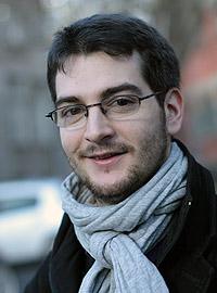 Mathieu Capelot, doctorant - PhD Student Crédits : ESPCI ParisTech