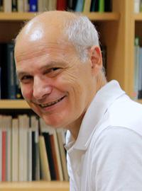 Ludwik Leibler © CNRS/Photothèque/Cyril_FRESILLON