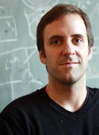 Sylvain Gigan Crédits : ESPCI ParisTech