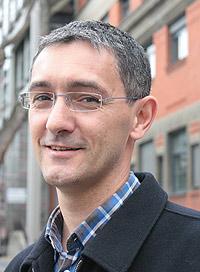 Emmanuel Géron Crédits : ESPCI ParisTech