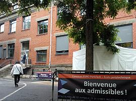 Accueil des admissibles à l'Ecole Crédits : ESPCI ParisTech
