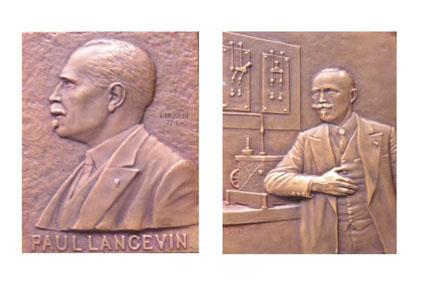 Médaille Paul Langevin